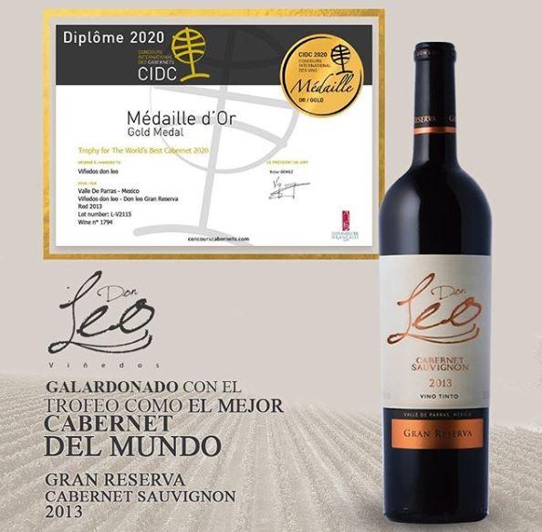 vinos mexicanos ganan el oro en concurso