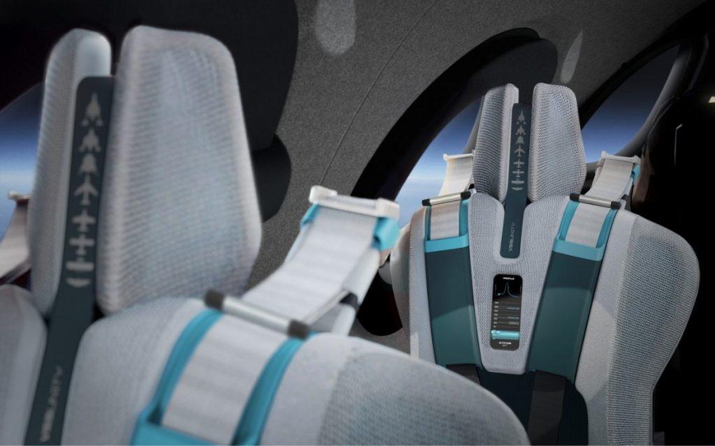cómo será nave turismo espacial Virgin Galactic