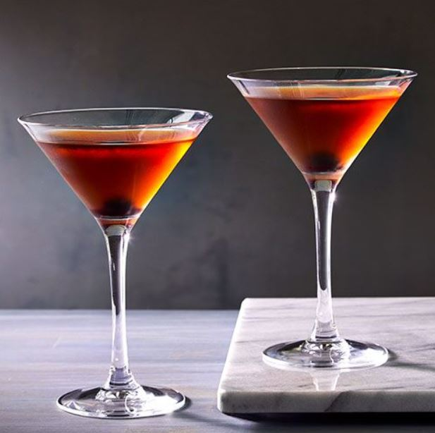 5 cócteles con whisky