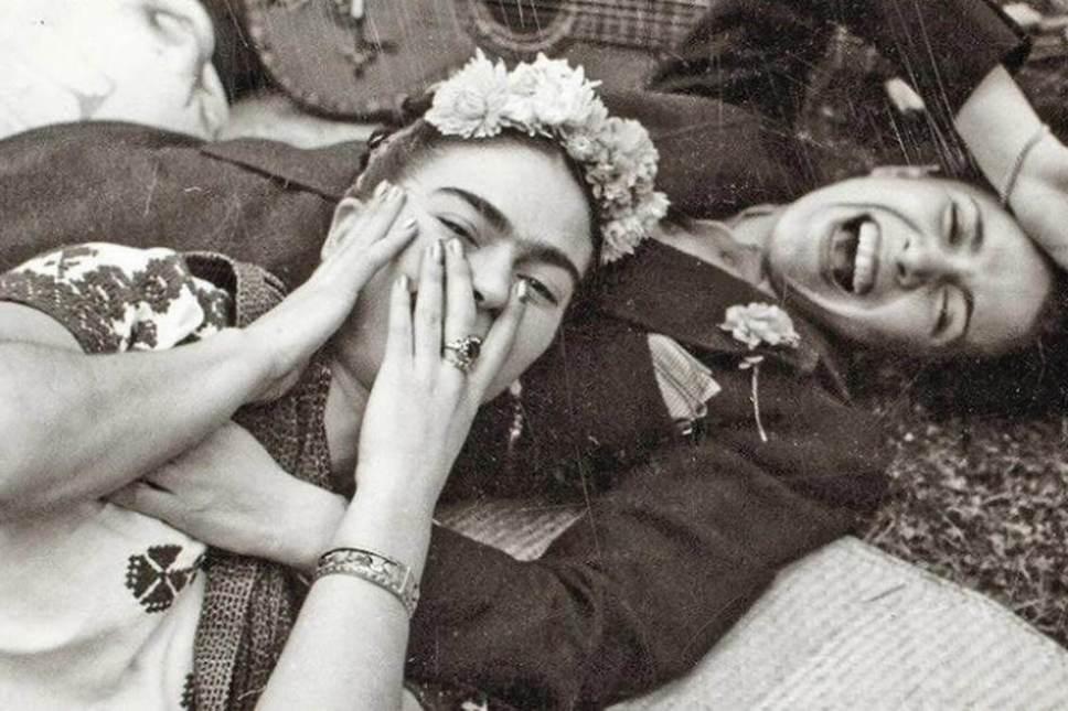 amor Frida Kahlo Chavela Vargas