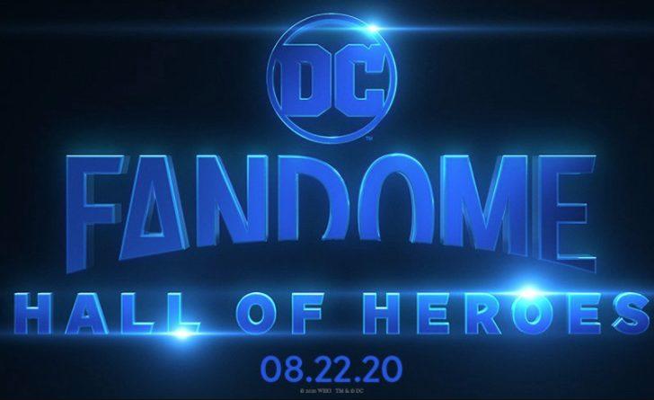 DC Fandome 2020 fecha horarios