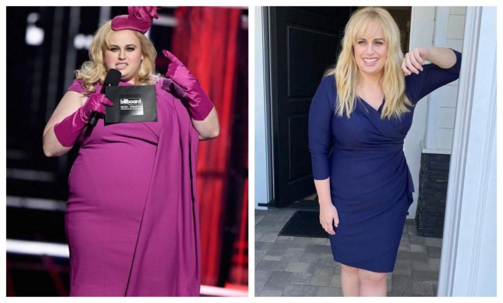 Celebridades que han perdido peso drásticamente... ¡Y lucen irreconocibles!