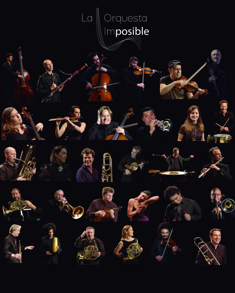 Alondra de la Parra Orquesta Imposible