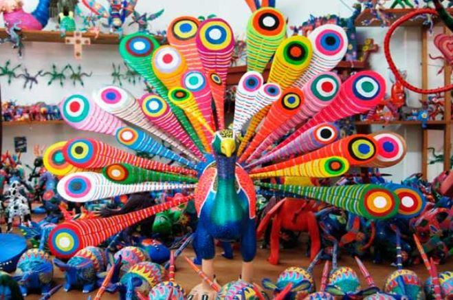 Dónde conseguir artesanías mexicanas en la CDMX