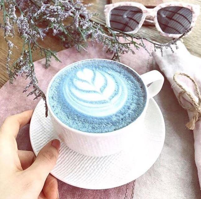 Lattes de colores la nueva tendencia de instagram