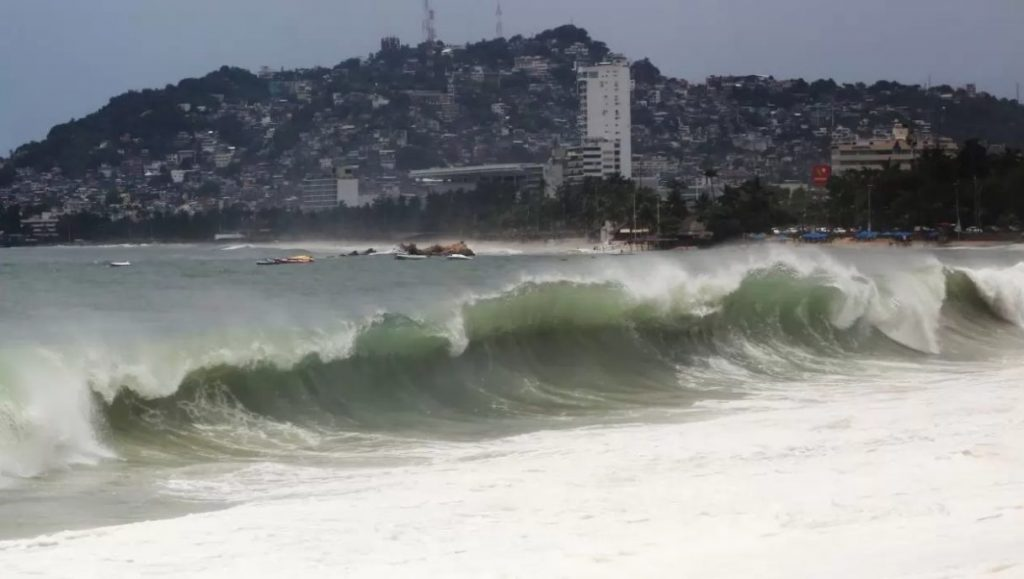 Cabo San Lucas huracán genevieve