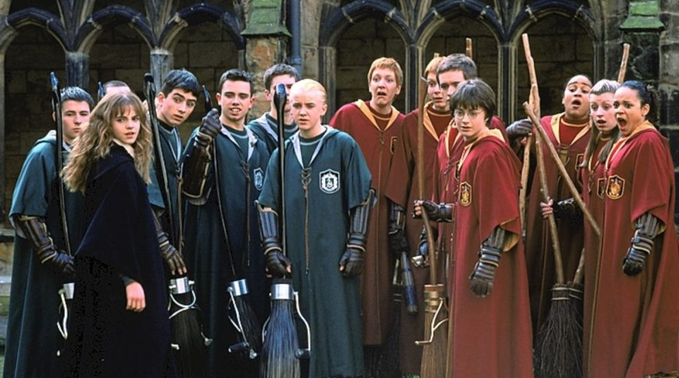 campamento Harry Potter