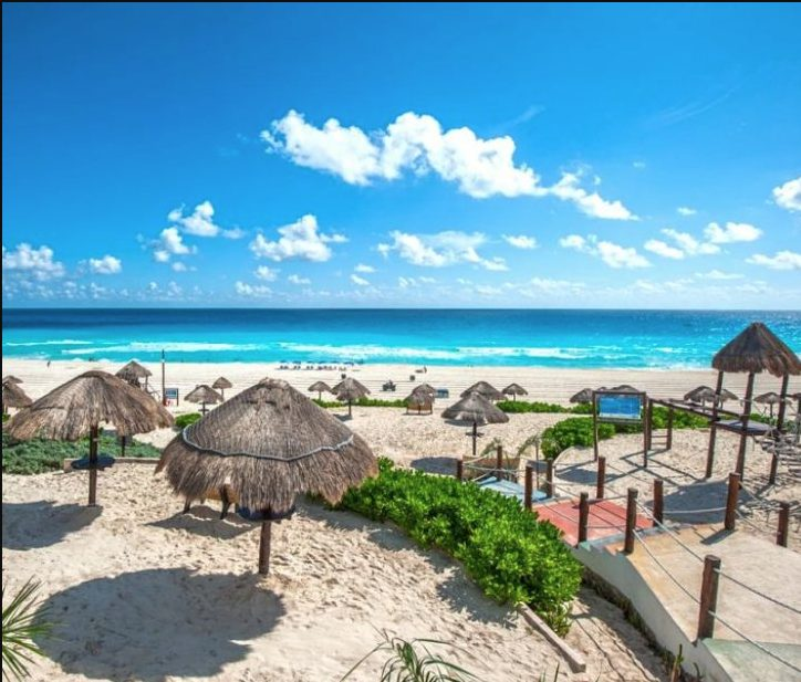 Cancún vacaciones gratis 20 años