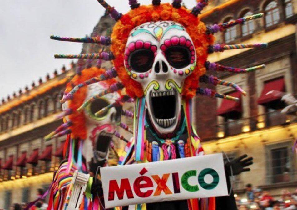 Desfile Día de Muertos 2020 CDMX