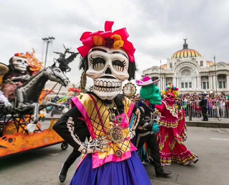 Desfile Día de muertos 2020