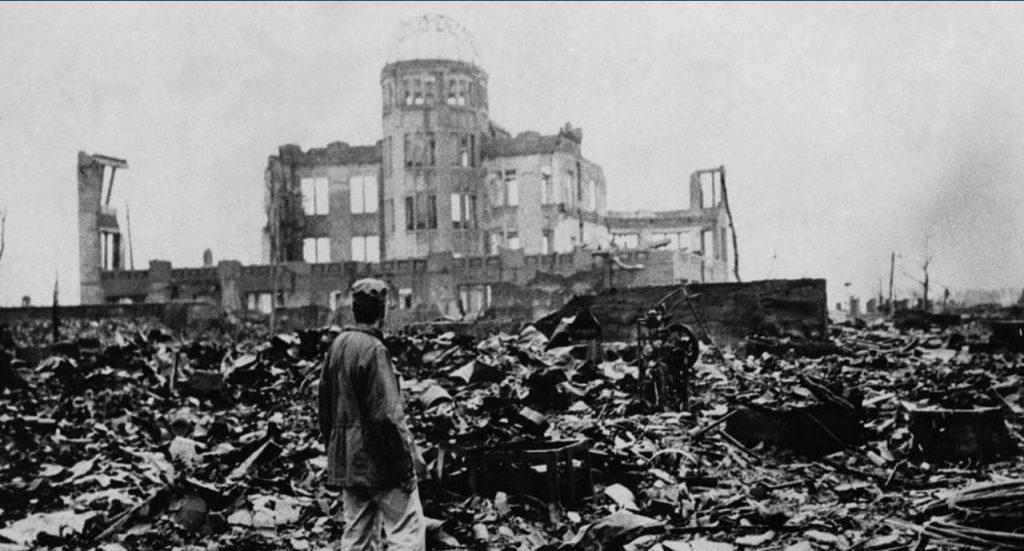 Bomba atómica Hiroshima Elona Gay