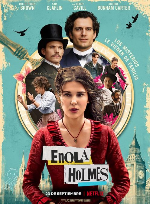 Enola Holmes estreno Netflix