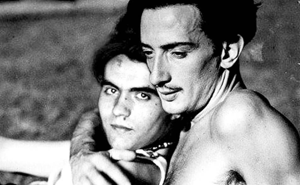 García Lorca Dalí frases