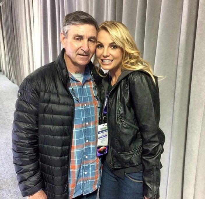 Britney Jamie Lynn Spears nueva administradora