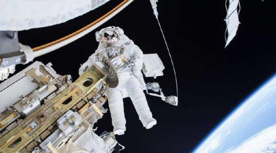 fuga Estación Espacial Internacional