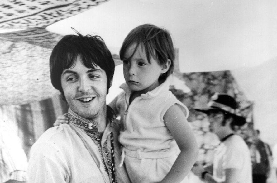 Julian Lennon Paul McCartney