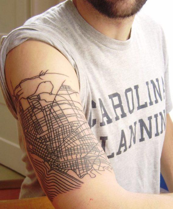 tatuajes para arquitecto