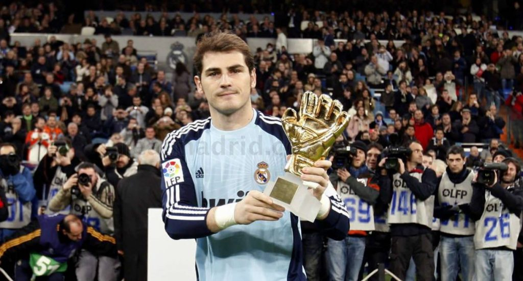 Iker Casillas se retira