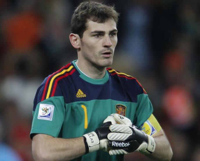 Iker Casillas se retira fútbol profesional