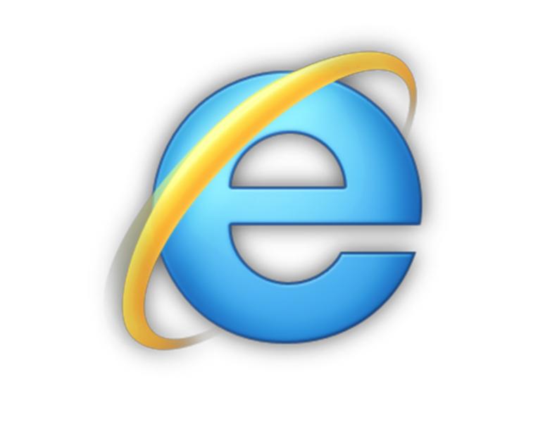 Internet Explorer dejará de funcionar