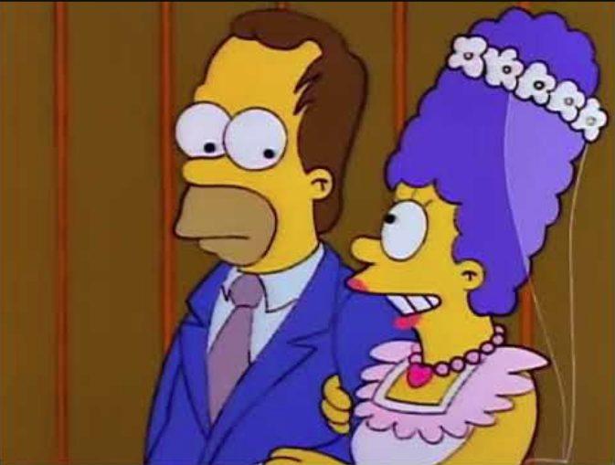 La Casita del Horror festival Los Simpson