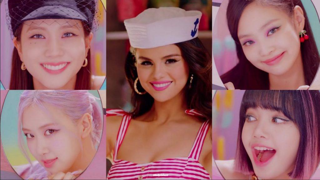 Blackpink Selena Gomez letra traducción Ice Cream