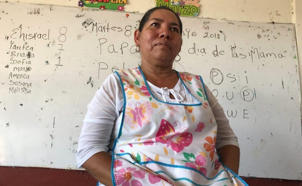 maestra clases casa por casa