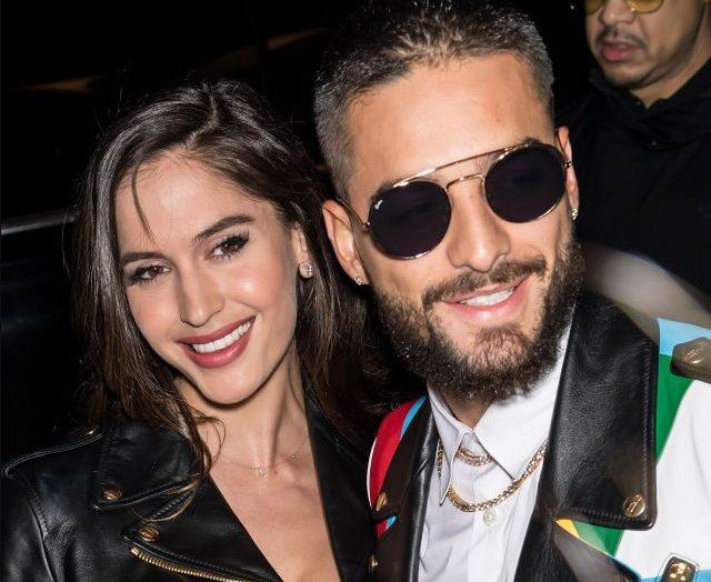 Maluma Neymar ex novia Instagram