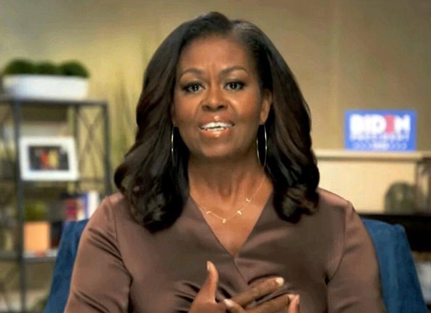 Michelle Obama discurso Donald Trump