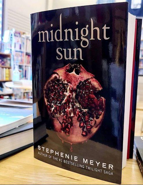 Midnight sun libro Sol de Medianoche México