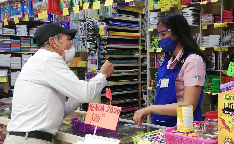 papelería pandemia México