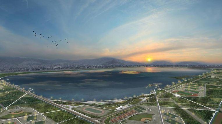 Mira cómo se verá el Parque Ecológico Lago de Texcoco