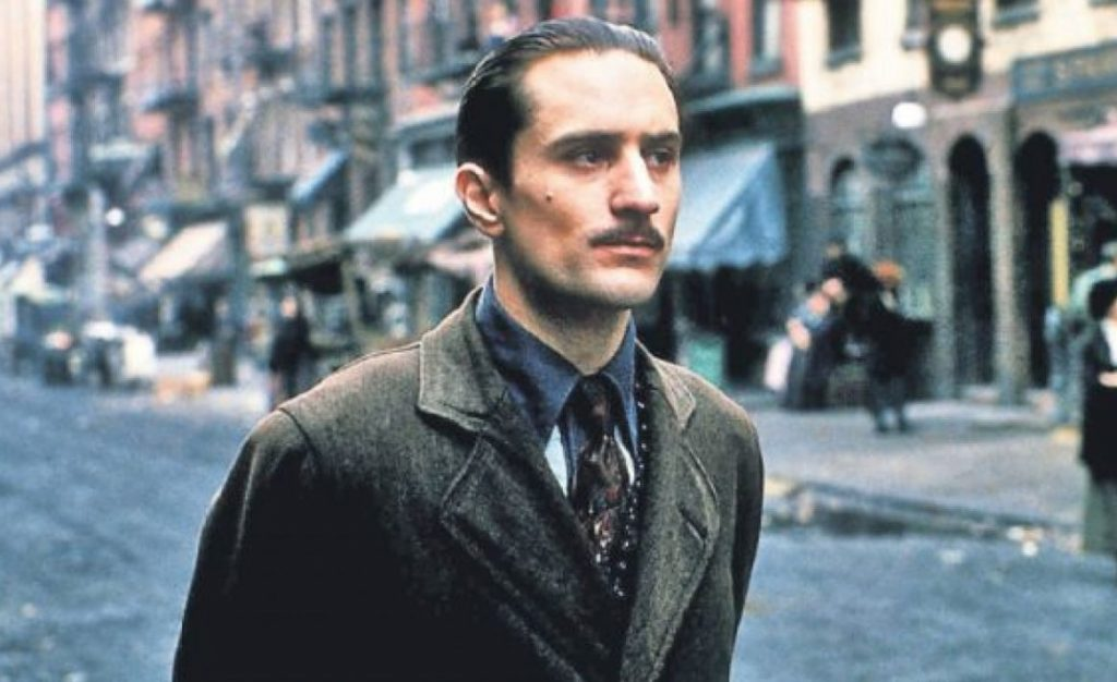 Robert De Niro mejores personajes