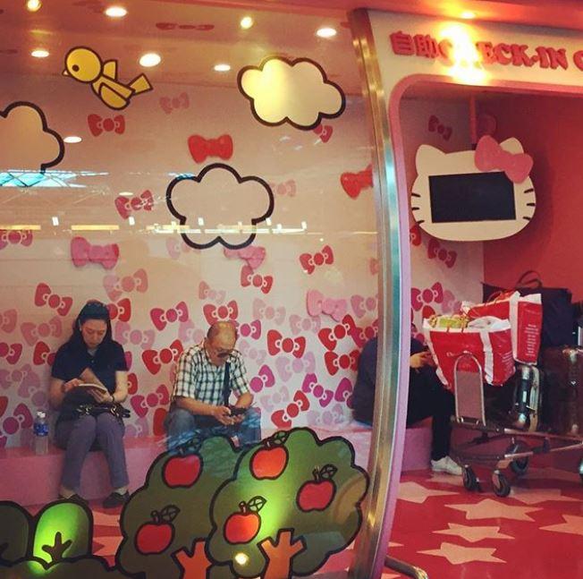 Avión de Hello Kitty ¡el viaje más kawaii que tendrás!