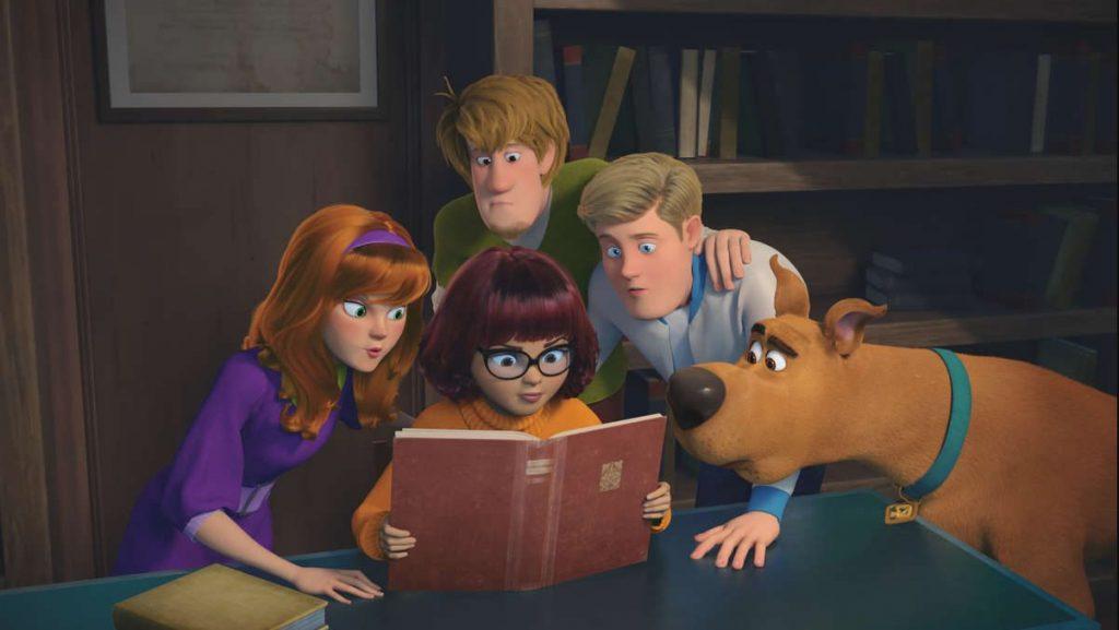 Estreno Scooby México cines