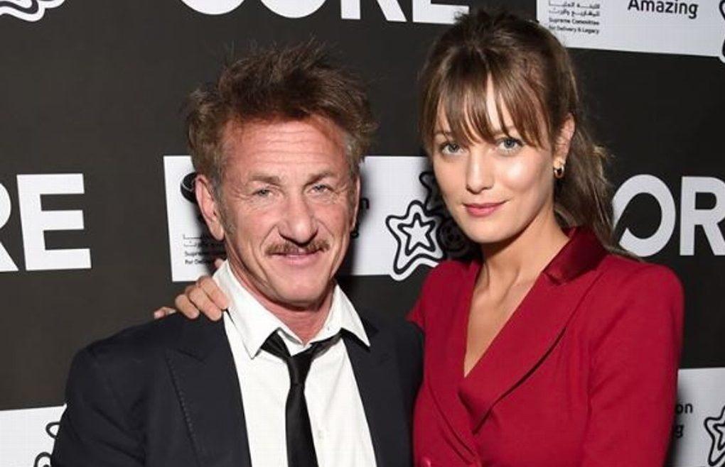 Sean Penn se casó videollamada