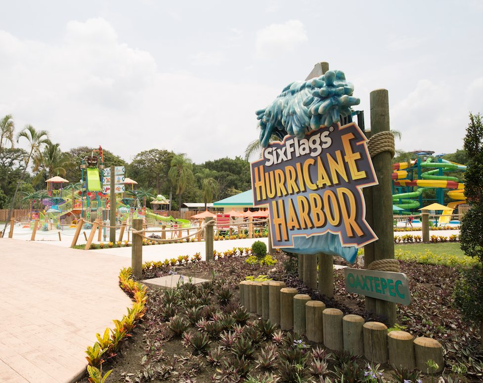 Six Flags Hurricane Harbor reabre reapertura