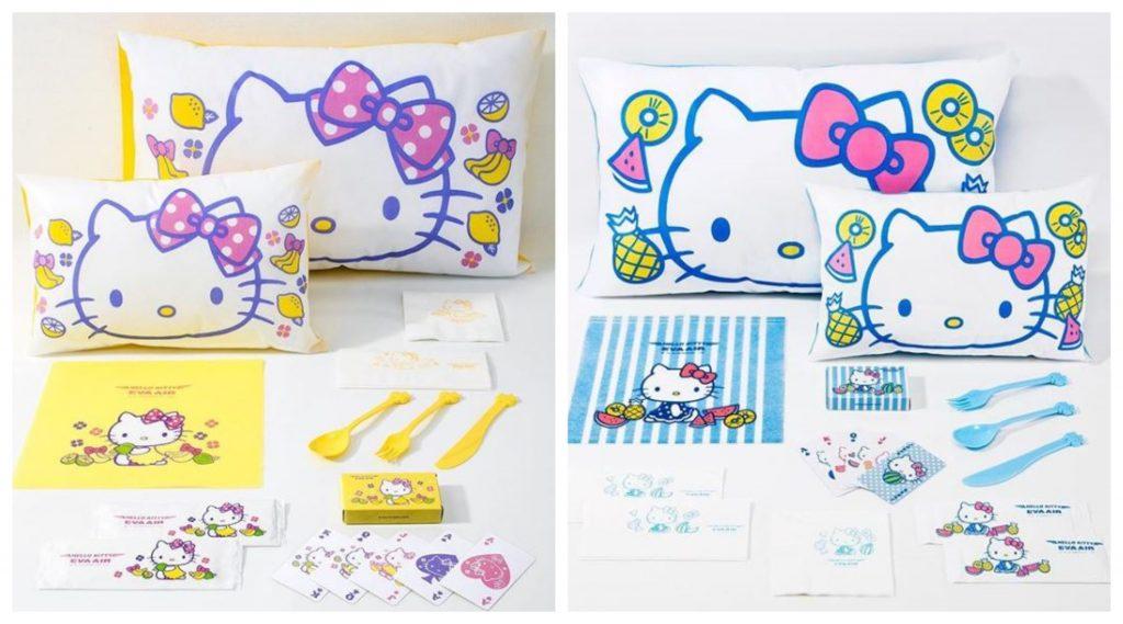 Prepárate para tener el viaje más kawaii de todos los tiempos arriba del avión de Hello Kitty.