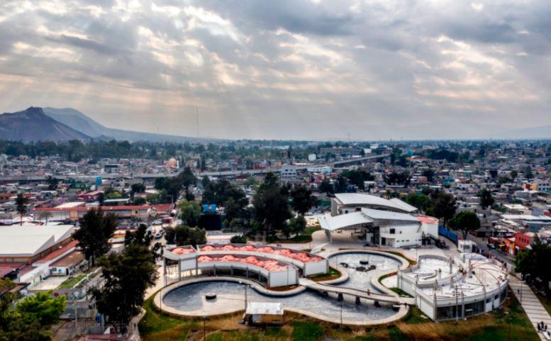 ¿Ya conoces la Fuente Mágica de Iztapalapa?