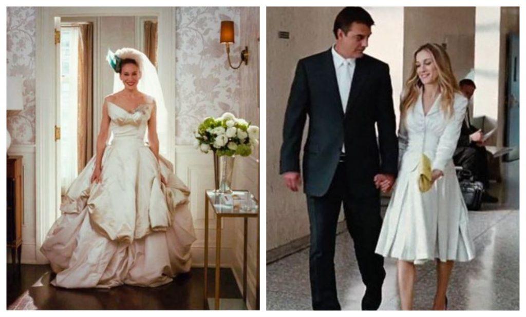 vestidos de novia más famosos del Cine