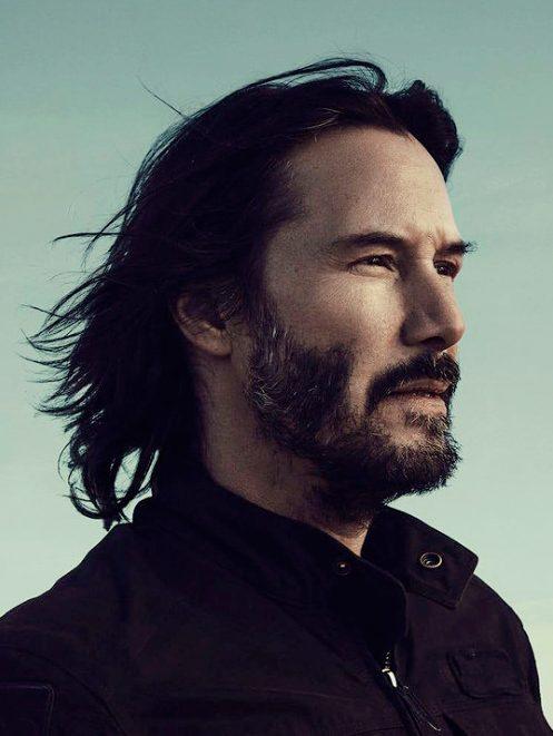Keanu Reeves Wolverine X-Men Marvel