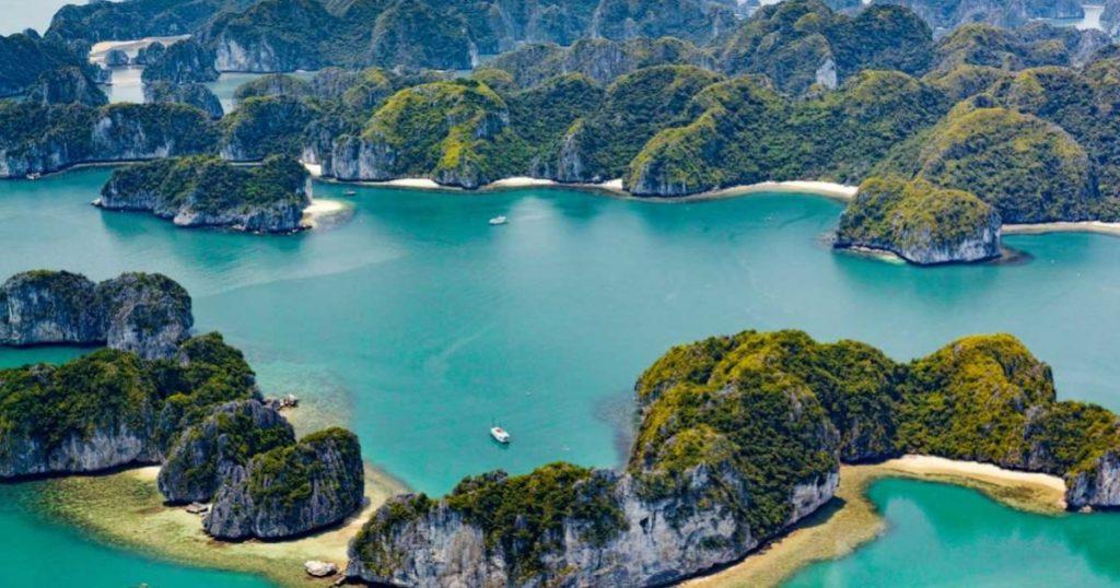 Bahía-de-Halong-Vietnam