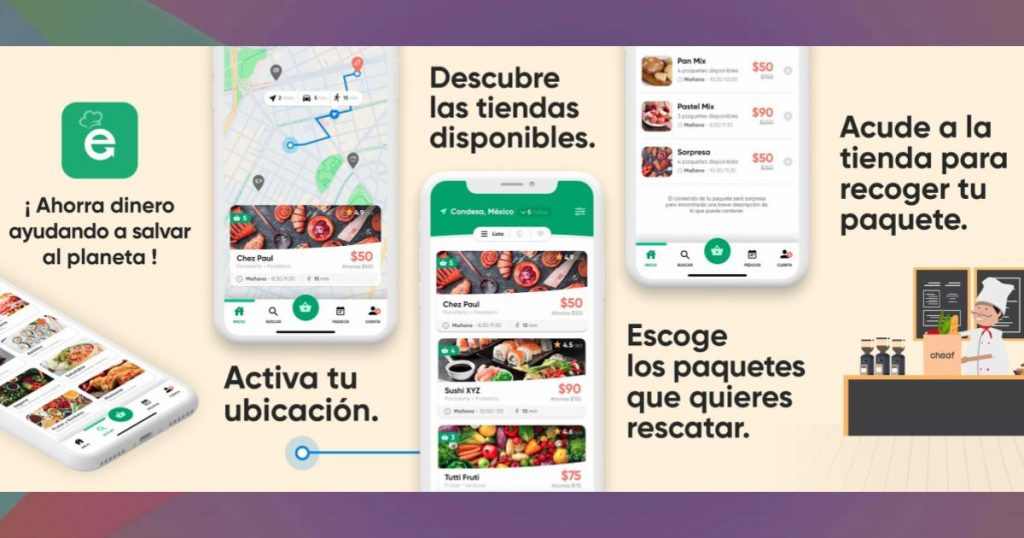 Cheaf-app-rescatar-comida-restaurantes-2