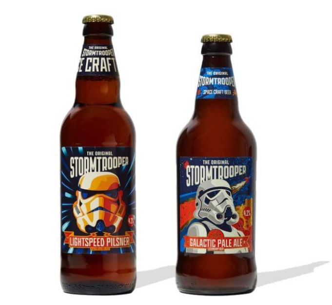 Original Stormtrooper Beer, cerveza inspirada en Star Wars ¡ya está en México!