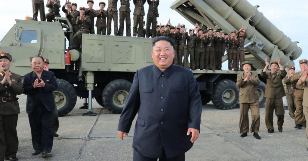 Líder-Kim Jong-un