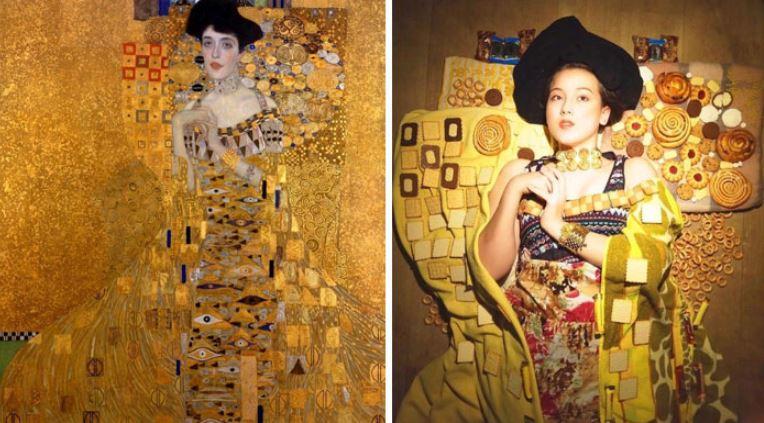 Museos piden recrear obras de arte famosas y este es el resultado