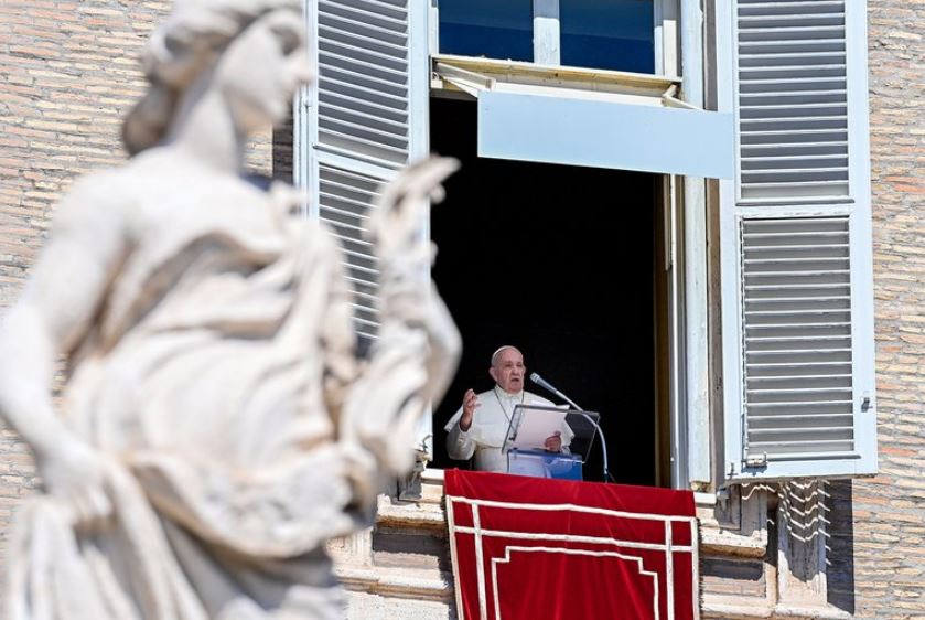 El Papa Francisco advierte que el chisme es peor que el coronavirus