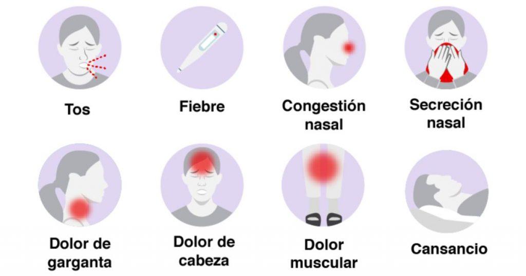 Síntomas-de-gripe