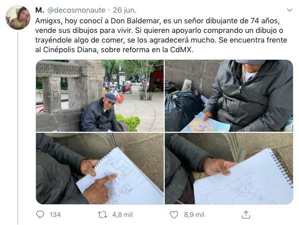 Don Baldemar dibujos reforma