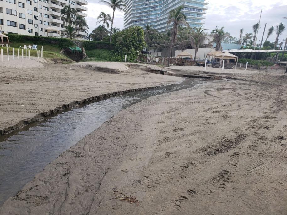 aguas negras Acapulco
